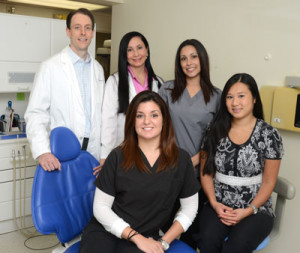 Our clinical team at Calcaterra Family Dentistry