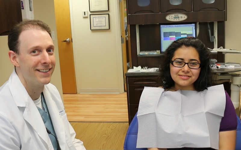 Jen's wisdom teeth extraction video testimonial with IV twilight sedation