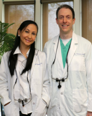 Drs. Nick and Carla Calcaterra