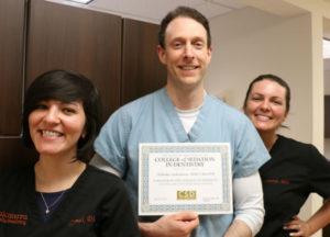 Dr. Nick Calcaterra Master College of Sedation